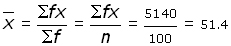 variance equation #9