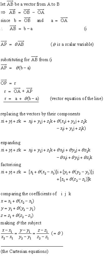 vector equations#2